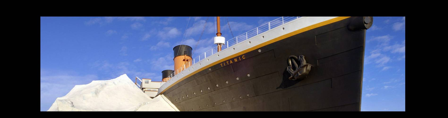 TITANIC Museum Attraction in Pigeon Forge